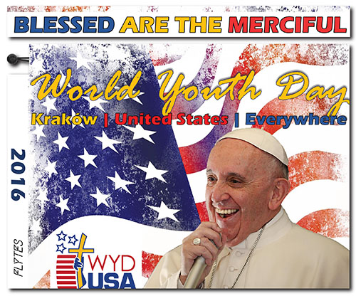 World Youth Day Pope Francis 2016