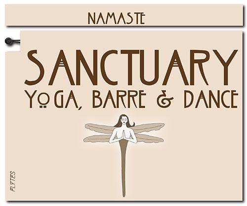 Sanctuary Yoga - FLYTES
